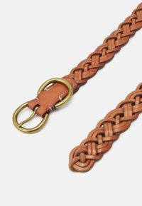 Polo Ralph Lauren - SMOOTH VACHETTA - Belt - brown - 1
