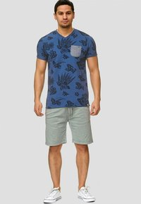 INDICODE JEANS - KELOWNA - Shorts - abyss - 1