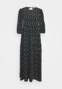 Glamorous Tall - DRESS ROSEBUD FLORAL MAXI - Korte jurk - black - 0
