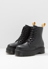 Dr. Martens - VEGAN JADON II MONO - Lace-up ankle boots - black