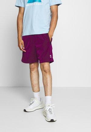 IRIDESCENT ALL DAY  - Spodnie treningowe - purple