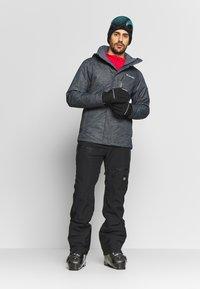 Superdry - PRO RACER RESCUE PANT - Spodnie narciarskie - onyx black - 1