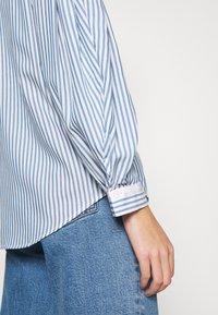 Hope - SERENE SHIRT - Button-down blouse - blue stripe - 5