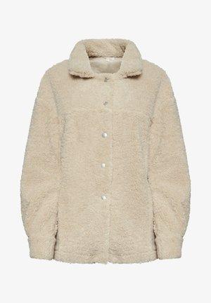 Winter coat - whitecap gray