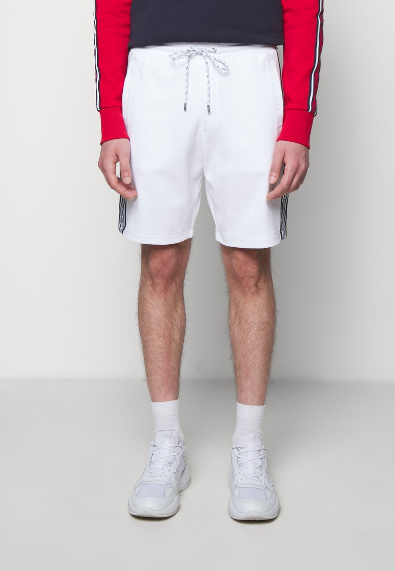 Michael Kors - BLOCKED LOGO  - Shorts - white
