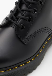 Dr. Martens - 101 BEX - Lace-up ankle boots - black smooth - 4