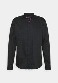 Twisted Tailor - LYNTON - Kostymskjorta - black - 3