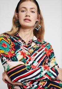 Cortefiel - LONG PRINTED DRESS - Maxi dress - multicoloured - 4