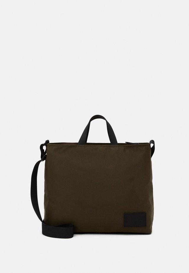 UNISEX - Shopping bag - khaki
