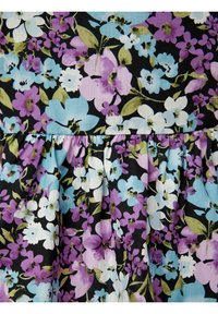 Pieces - PCYRSA MIDI DRESS  - Sukienka letnia - black - 5