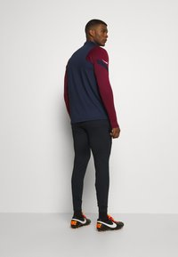 Nike Performance - PARIS ST GERMAIN DRY PANT - Equipación de clubes - dark obsidian/university red - 2