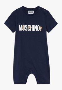 MOSCHINO - ROMPER - Jumpsuit - navy blue - 0