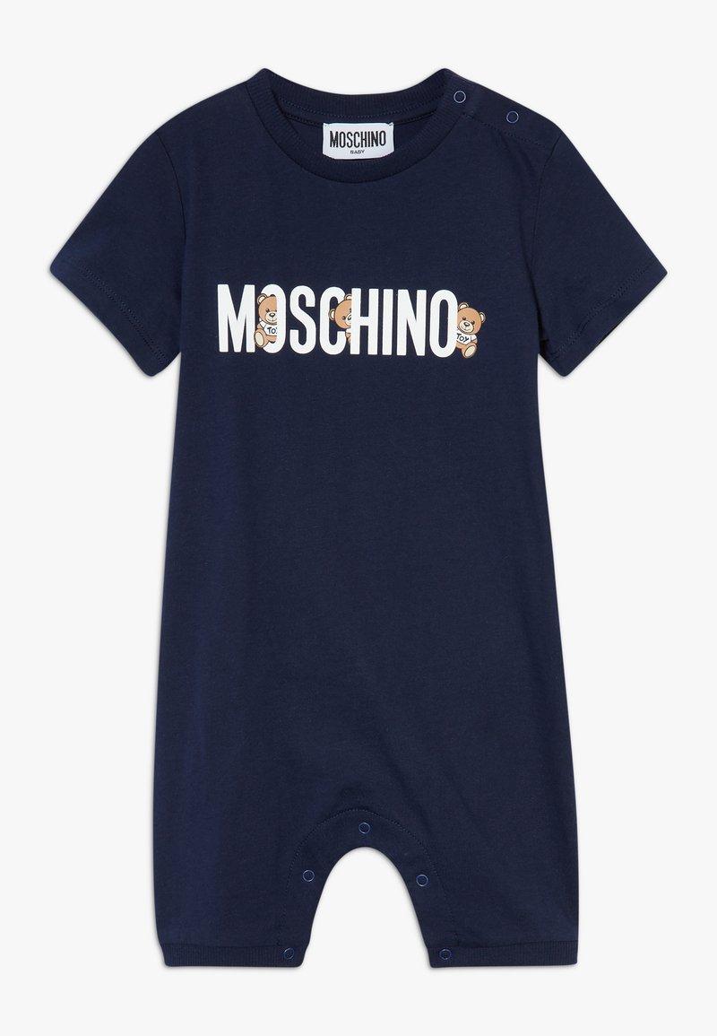 MOSCHINO - ROMPER - Jumpsuit - navy blue