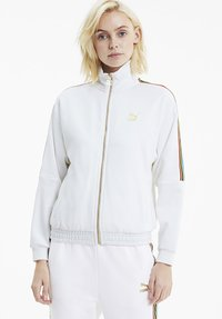 Puma - Training jacket - puma white - 0