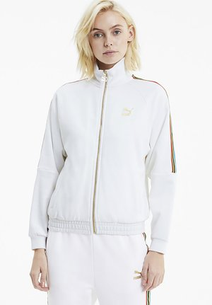 Trainingsjacke - puma white