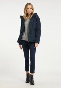 DreiMaster - Winter jacket - marine - 1