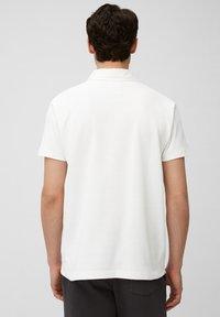 Marc O'Polo - SHORT SLEEVE - Polo shirt - white - 2