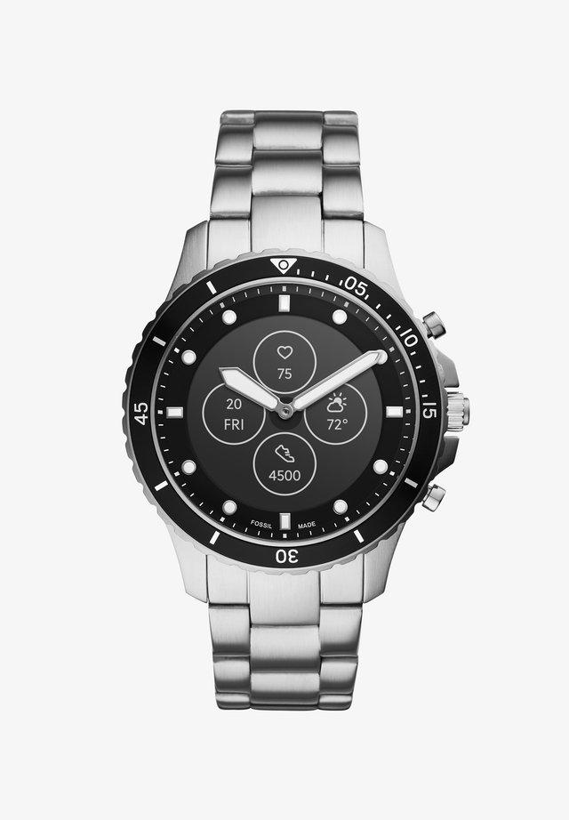 Smartwatch - silver