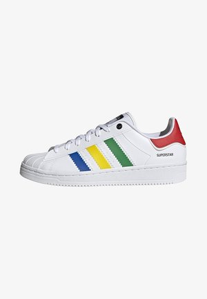 SUPERSTAR OT TECH - Sneakersy niskie - white