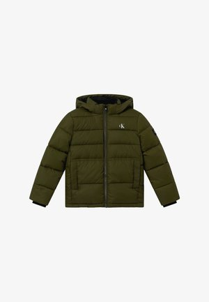 ESSENTIAL PUFFER JACKET - Winterjas - green