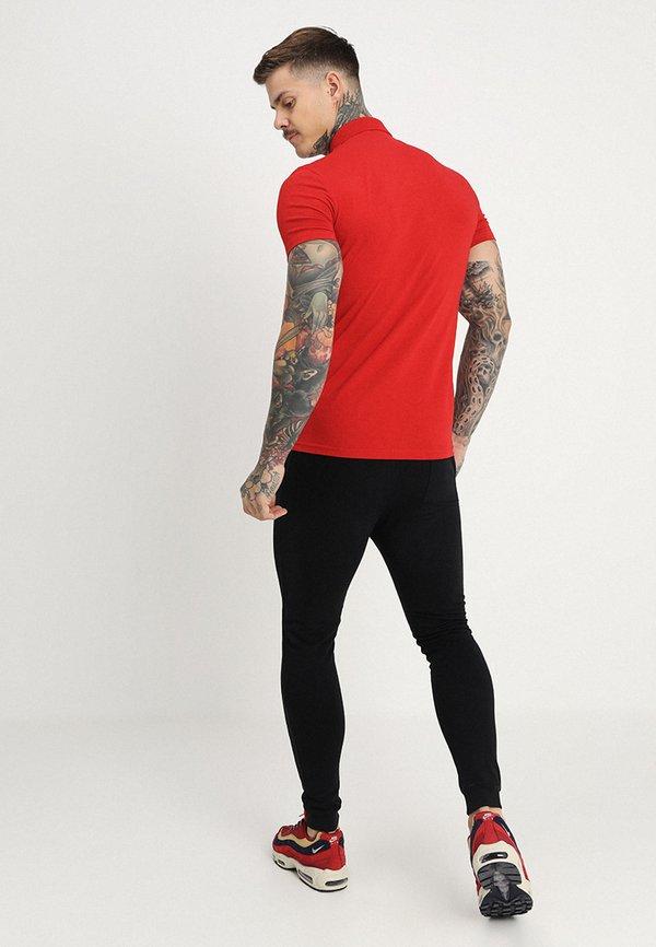 Antony Morato SPORT PLAQUETTE - Koszulka polo - rosso/czerwony Odzież Męska OONQ