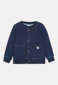 Name it - NBMBATRUEBO JACKET - Denim jacket - dark blue denim - 0