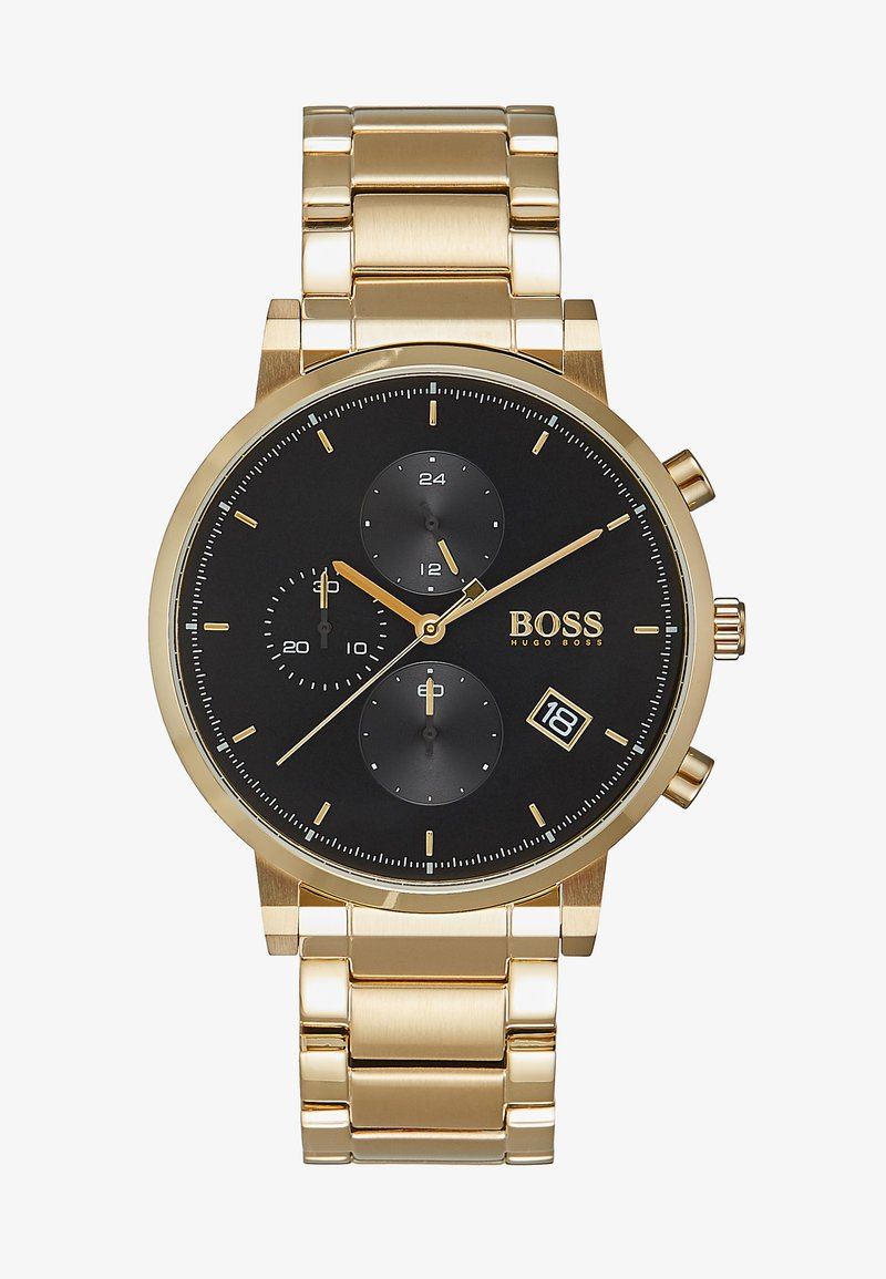 BOSS - INTEGRITY - Chronograph watch - gold coloured