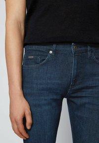 BOSS - DELAWARE3 - Slim fit jeans - dark blue - 3