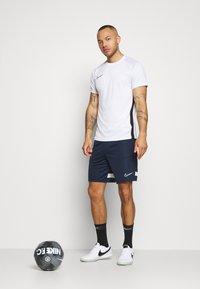 Nike Performance - ACADEMY SHORT - Pantaloncini sportivi - obsidian/white - 1