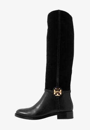 MILLER BOOT - Stivali alti - perfect black