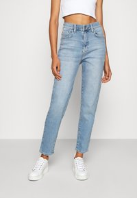 Gina Tricot - COMFY MOM - Relaxed fit jeans - sky blue - 0