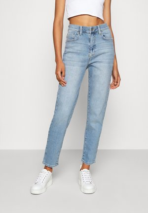 COMFY MOM - Jeans Relaxed Fit - sky blue