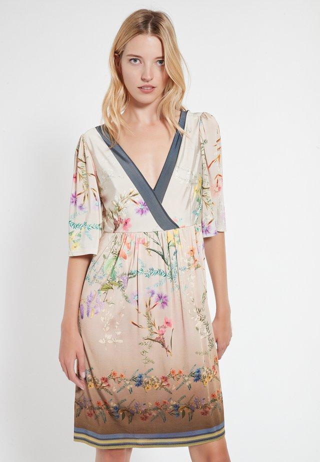CELBA - Robe d'été - beige