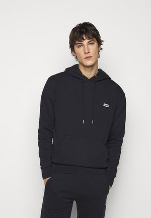 BOX LOGO HOODIE - Sweatshirt - black