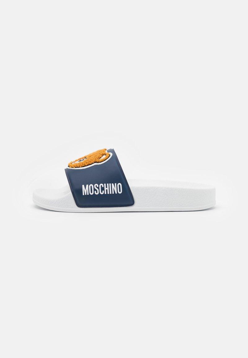 MOSCHINO - UNISEX - Mules - blue