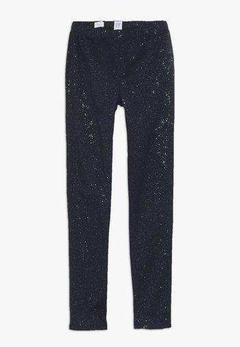 GIRL  - Legging - blue galaxy
