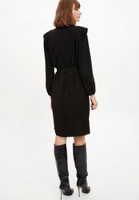 DeFacto - Cocktail dress / Party dress - black - 2