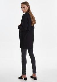 ICHI - OLANDA  - Cardigan - black - 3