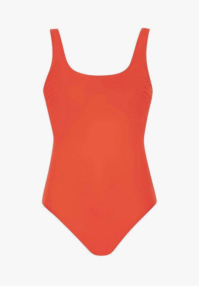 Swimsuit - orange