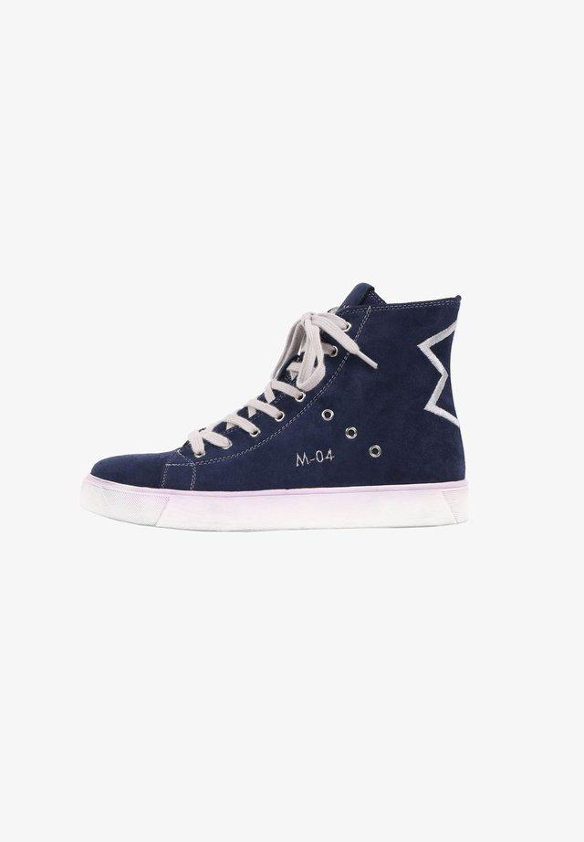 PACMAN - Sneakers hoog - blue