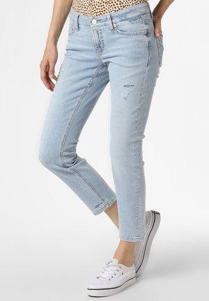 LIU - Slim fit jeans - bleached