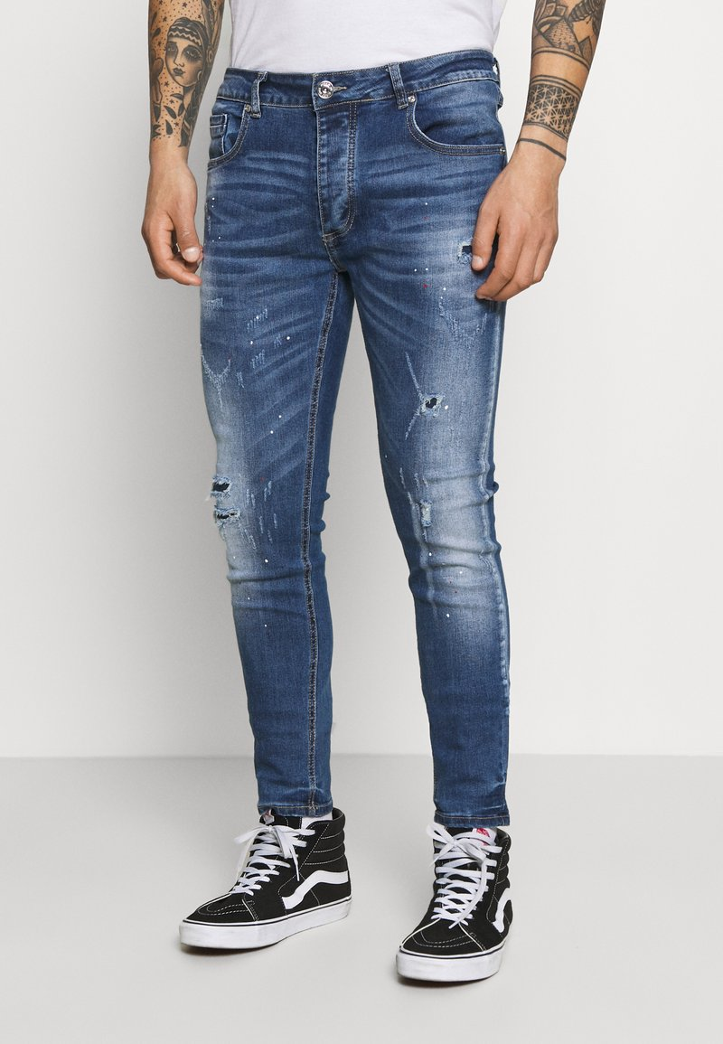 Kings Will Dream - STALHAM - Jeans Skinny Fit - blue wash