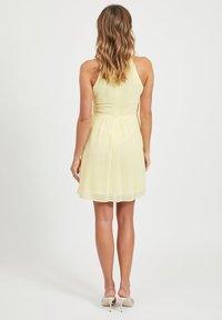 Vila - VIMILINA - Sukienka letnia - mellow yellow - 2