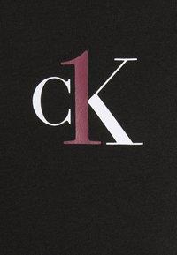 Calvin Klein Underwear - PANT SET - Pyjama set - black - 7
