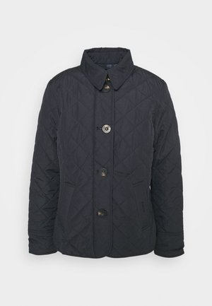 FORTH QUILT - Lehká bunda - dark navy