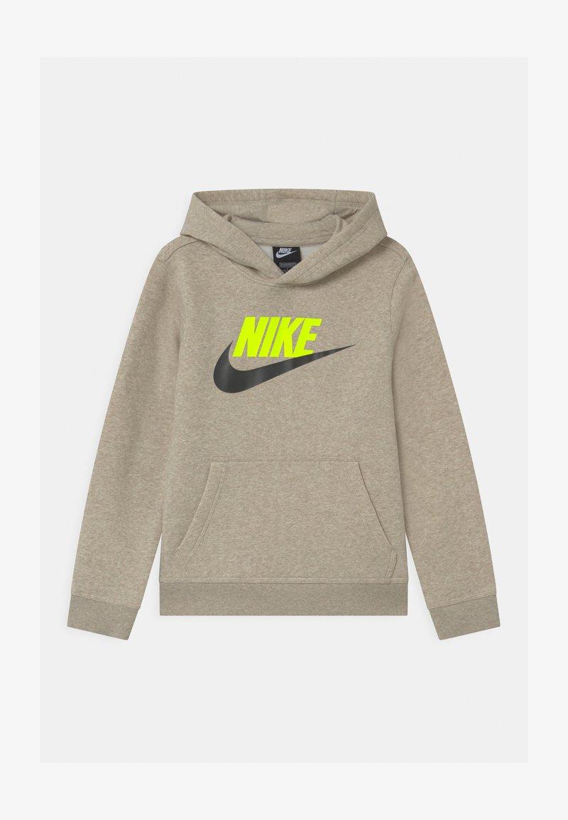 Nike Sportswear - CLUB - Jersey con capucha - stone
