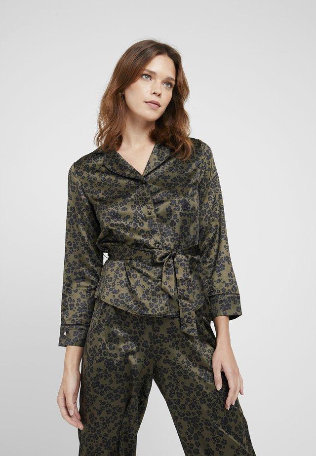 Haut de pyjama - black