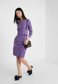Vivienne Westwood Anglomania - MINI TAXA DRESS - Cocktail dress / Party dress - lilac - 1