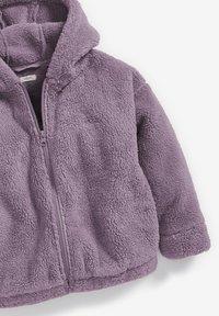 Next - Zip-up sweatshirt - grey - 2