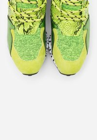 Steve Madden - CLIFF - Sneakers - lime/multicolor - 5